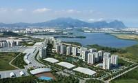 Perkampungan Olympiade 2016 resmi dibuka