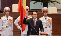Tran Dai Quang terpilih menjadi Presiden Vietnam