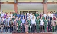 Valoriser le rôle des patriarches des communes frontalières de Quang Nam