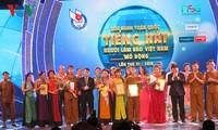Finale du Festival de chants des journalistes vietnamiens 2018