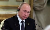 Vladimir Poutine fait le point sur l'Ukraine