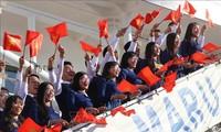 Rencontre avec les membres du Bateau des jeunes de l'Asie du Sud-Est et du Japon