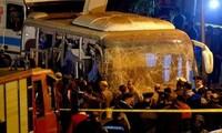 Attentat en Égypte : Achèvement des formalités pour le rapatriement des corps