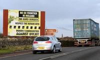 Irlande du Nord : des policiers déployés en renfort en cas de Brexit sans accord