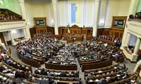 Ukraine: objectif d'adhésion à l'UE et l'OTAN dans sa Constitution