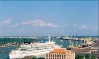 Le port de la Maison du Dragon – le musée de Hô Chi Minh