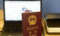 L'entrée en vigueur de nouvelles versions de visas délivrées par la Chine