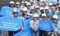 La journée mondiale sans tabac célébrée au Vietnam