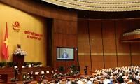 3e semaine de travail de la 7e session de l'Assemblée nationale