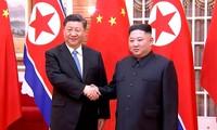 Kim Jong-un et Xi Jin-ping conviennent de renforcer les liens bilatéraux