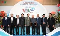 74e anniversaire de la Voix du Vietnam, 20e anniversaire de vov.vn