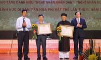 Il y a 10 ans, l'UNESCO inscrivait le quan ho et le ca trù au patrimoine culturel mondial
