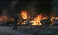 Bagdad secoué ce samedi par quatre explosions