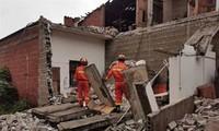 Séisme : un mort et 29 blessés dans le Sichuan