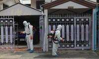 Covid-19: bilan de morts et de nouveaux contaminés à travers le monde