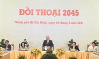 Nguyên Xuân Phuc appelle à édifier un Vietnam prospère d'ici à 2045