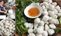 Le «bánh hòn», la friandise favorite des habitants de Vinh Phuc