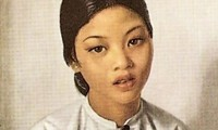 Une collection de portraits de femmes vietnamiennes conservée aux États-Unis