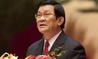 Staatspräsident Sang tagt mit Behörden der Provinz Gia Lai