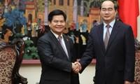 Vietnam und die chinesische Provinz Yunnan wollen ihre Zusammenarbeit ausbauen.