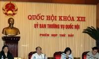 Ständiger Ausschuss berät über Verordnungsentwurf für Revolutionäre