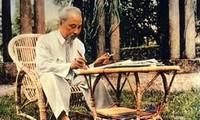 Veröffentlichung eines Buchs über Ho Chi Minh eines thailändischen Autors