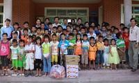 Ca Mau kümmert sich um benachteiligte Kinder