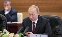 Russischer Präsident Putin besucht Nahost