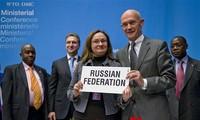 Russland wird Mitglied der WTO