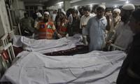 Elf Tote beim Bombenanschlag in Pakistan