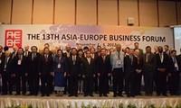 Das Asien-Europa-Unternehmensforum geht zu Ende