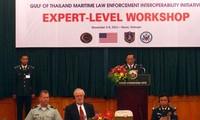 Initiative zur Umsetzung maritimer Gesetze der Staaten im Golf von Thailand