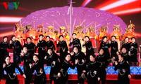 Festival mit Then-Gesang und dem Musikinstrument Tinh eröffnet