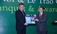 """Preis für """"ASEAN-Chef im Bereich Informationssicherheit"""" verliehen"""