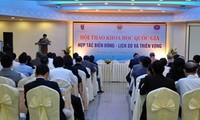 Seminar: Souveränität Vietnams gegenüber Inselgruppen Hoang Sa und Truong Sa
