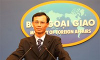 China muss Souveränität Vietnams im Ostmeer respektieren