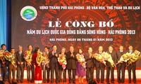 Eröffnung des nationalen Tourismusjahres 2013