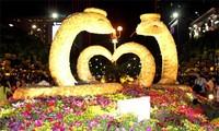 Neujahrsfest Tet in Ho Chi Minh Stadt