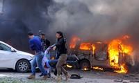 Verheerender Bombenanschlag in Damaskus
