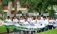 Aktivitäten zum Tag der Erde 2013