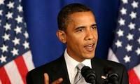 US-Präsident Obama kündigt Pressekonferenz nach 100 Tagen im Amt an