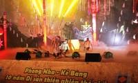 10. Jahrestag des Nationalparks Phong Nha-Ke Bang als Weltnaturerbe
