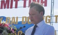 Meeting zur Woche der vietnamesischen Meere und Inseln 2013