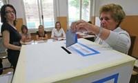 Zweite Runde der Kommunalwahlen in Italien