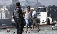 Landesweit Bombenanschläge im Irak
