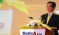 Konferenz RadioAsia 2013: Entwicklungstendenz der Zukunft