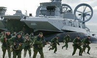 Russland-Nato-Manöver beginnt