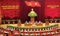 Der zweite Arbeitstag des Zentralkomitees der KPV