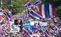 Thailands Ministerpräsidentin ruft Bevölkerung zur Wahlbeteiligung auf
