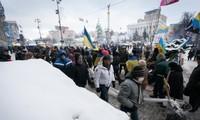 Positive Signale zur Lösung der politischen Krise in der Ukraine